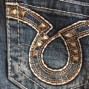 Big Star Jeans - Woman's big star jeans